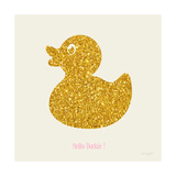 Little Gold 6 Prints by Lola Bryant