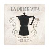 La Dolce Vita Coffee Prints by Arnie Fisk
