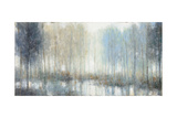Forest Reflections 2 Print by Norman Wyatt Jr.