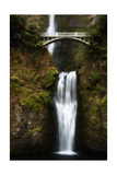Multnomah Falls 2 Photographic Print by John Gusky