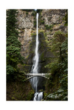 Multnomah Falls 1 Photographic Print by John Gusky