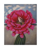 Tickled Pink Photographic Print by Gayle Faucette Wisbon