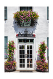 Country Inn Entrance, Lumberville, PA Photographic Print by George Oze