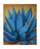 My Agave Photographic Print by Gayle Faucette Wisbon