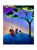 Bluegrass Nights Reprodukcja zdjęcia autor Cindy Thornton
