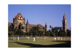 Bombay Maidan Photographic Print by Charles Bowman