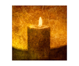 Candle Photographic Print by Elena Ray
