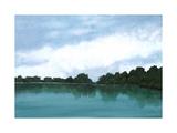 Lac de montagne Reproduction photographique par Herb Dickinson