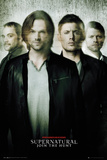 Supernatural- Blur Poster