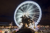 Paris Wheel 2 Photographic Print by Charles Bowman