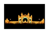 Mysore Palace Photographic Print by Charles Bowman