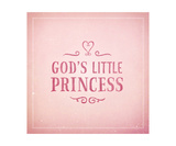 Gods Little Princess Photographic Print by Dallas Drotz