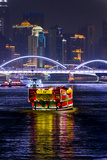 Guangzhou Riverscape Photographic Print by Charles Bowman