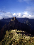 Machu Picchu 1 Photographic Print by Charles Bowman