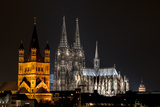 Cologne Cathedral 2 Photographic Print by Charles Bowman