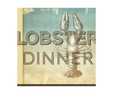 Lobster Dinner Photographic Print by Dallas Drotz