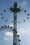 Starflyer Photographic Print by Charles Bowman