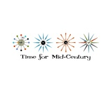 Time for Mid Century Photographic Print by Donna Mibus