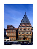 Germany Hildesheim Photographic Print by Charles Bowman