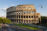 Colosseum Rome Photographic Print by Charles Bowman