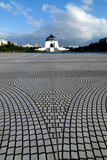Taipei Chiang Kai Shek Memorial Hall Photographic Print by Charles Bowman