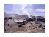 Chuquicamata Copper Mine Photographic Print by Charles Bowman