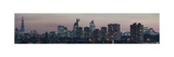 London City Panorama Photographic Print by Charles Bowman