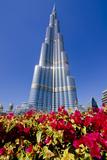 Burj Khalifa 1 Photographic Print by Charles Bowman