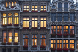 Brussels Grand Place 1 Photographic Print by Charles Bowman