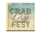 Crab Fest Photographic Print by Dallas Drotz