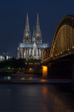 Cologne Cathedral 1 Photographic Print by Charles Bowman