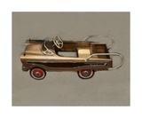 Ranch Wagon Pedal Car Photographic Print by Michelle Calkins