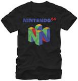 Nintendo- N64 Logo Tshirt