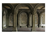 Bethesda Terrace Arches Print