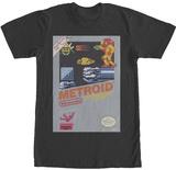 Metroid- Vintage NES T-paita