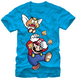 Super Mario- Paragoomba Attack T-Shirt