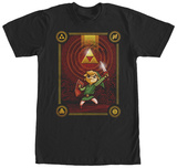 Legend Of Zelda- Triforce Dawn Shirts