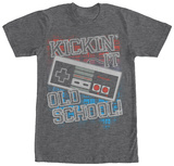 Nintendo- Kickin It Old School T-Shirts