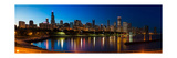 Chicago Skyline Panorama Photographic Print by Steve Gadomski