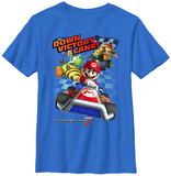 Youth: Mariokart- Victory Lane T-shirts