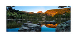 Bear Lake Rocky Mntn Natl Park Colorado Photographic Print by Steve Gadomski