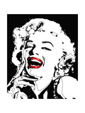 Marilyn Monroe Photographic Print by Rabi Khan