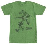 Legend Of Zelda- Primed Link T-Shirts