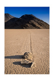 Racetrack Playa Death Valley Photographic Print by Steve Gadomski