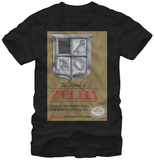 Legend Of Zelda- NES Classic Shirt