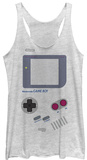 Juniors Tank Top: Game Boy- Old School Womens Tank Tops