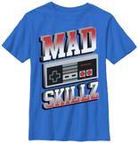 Youth: Nintendo- Mad Skillz T-shirty