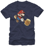 Paper Mario- Hammer Time T-shirts