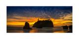 Ruby Beach Olympic National Park Photographic Print by Steve Gadomski