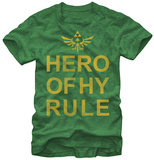 Legend Of Zelda- Hyrule Hero T-shirts